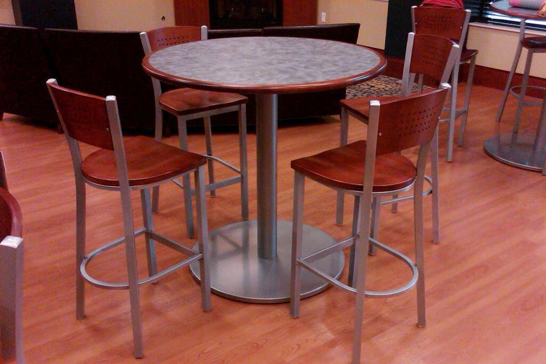 Round Standing Height TableCR